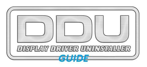 DDU Guide / Tutorial | Wagnardsoft