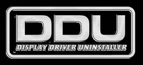 Display Driver Uninstaller full screenshot
